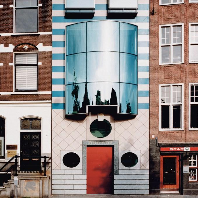 Oudhof, Netherlands, 1990, by Mart van Schijndel