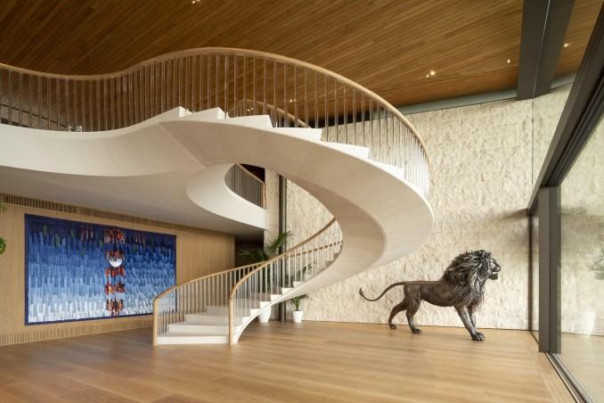 Dolunay Villa by Foster + Partners in Turkey