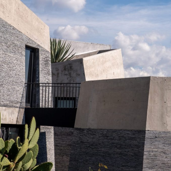 IWA House by Rojkind Arquitectos