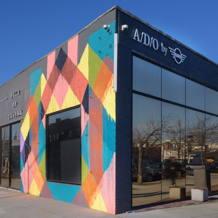 A/D/O creative space closes due to pandemic