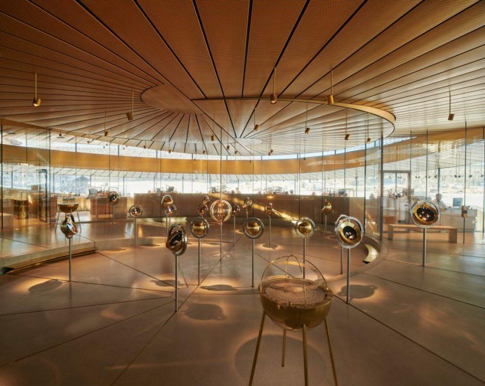 Musée Atelier Audemars Piguet par BIG