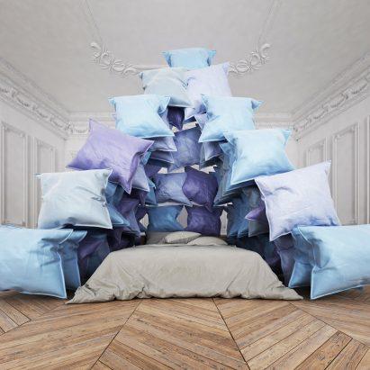 pillow design dezeen