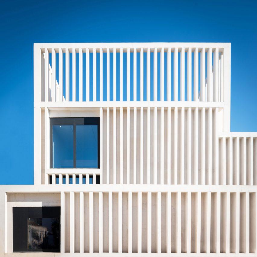 Tuñón Arquitectos' design for Helga de Alvear