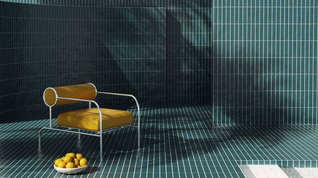 monochromatic renders showcase handmade