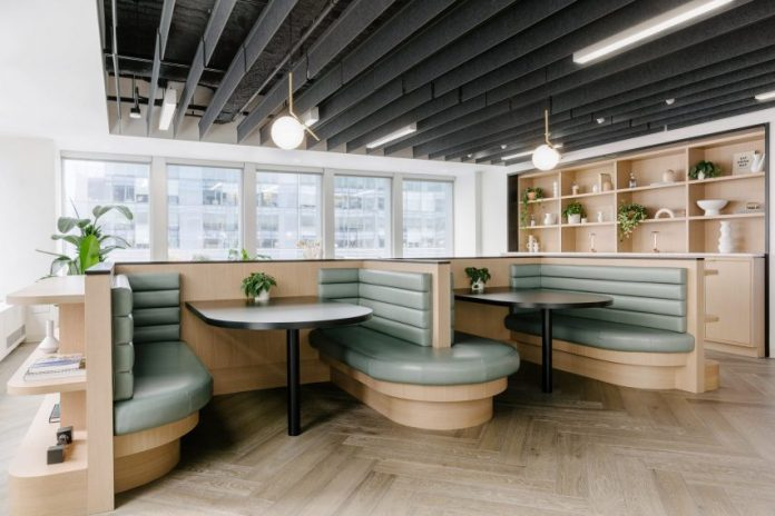 Format Architecture Office Imbues New York Office With Boutique Sensibility