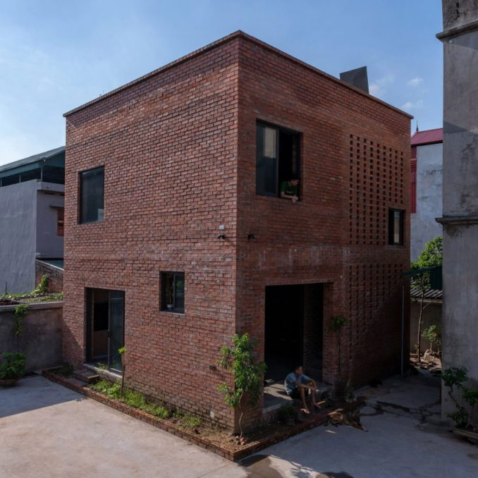 AgriNesture by H&P Architects in Mao Khe Town, Vietnam