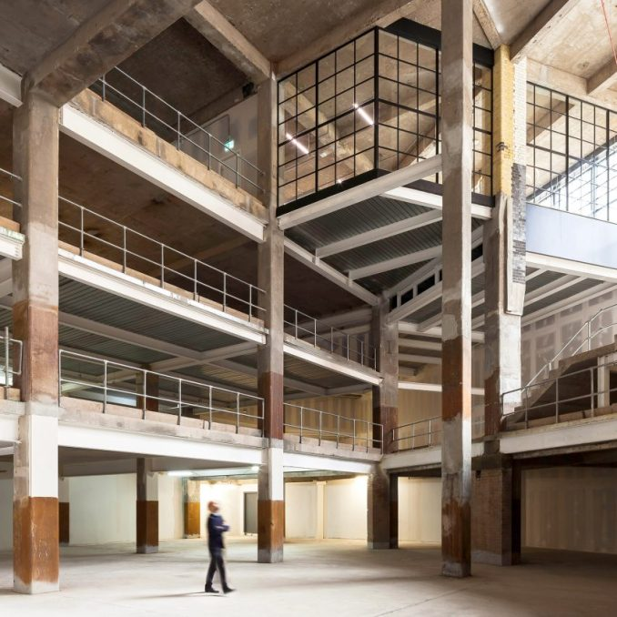"""Buckley Gray Yeoman architects are """"agents of opportunity"""""""