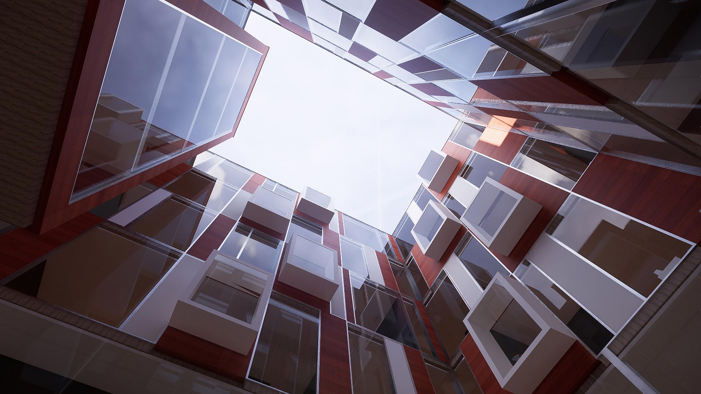 Urban Live + Work by Eduardo Padilla