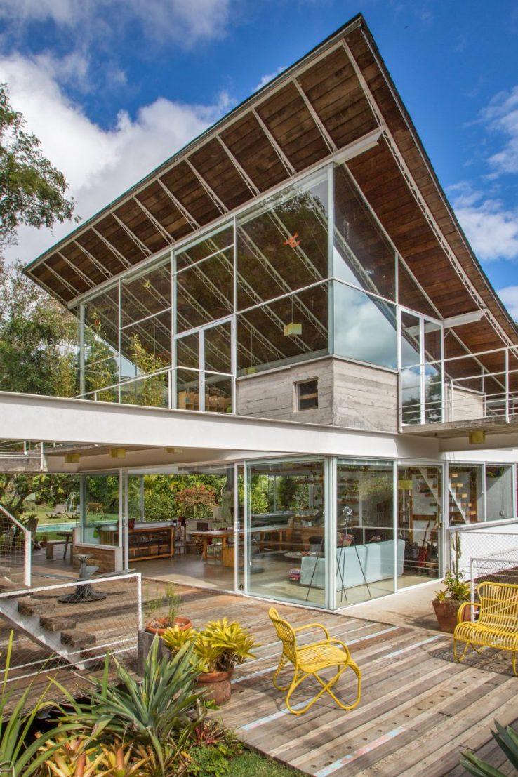 Maison à Samambaia par Rodrigo Simão Arquitetura