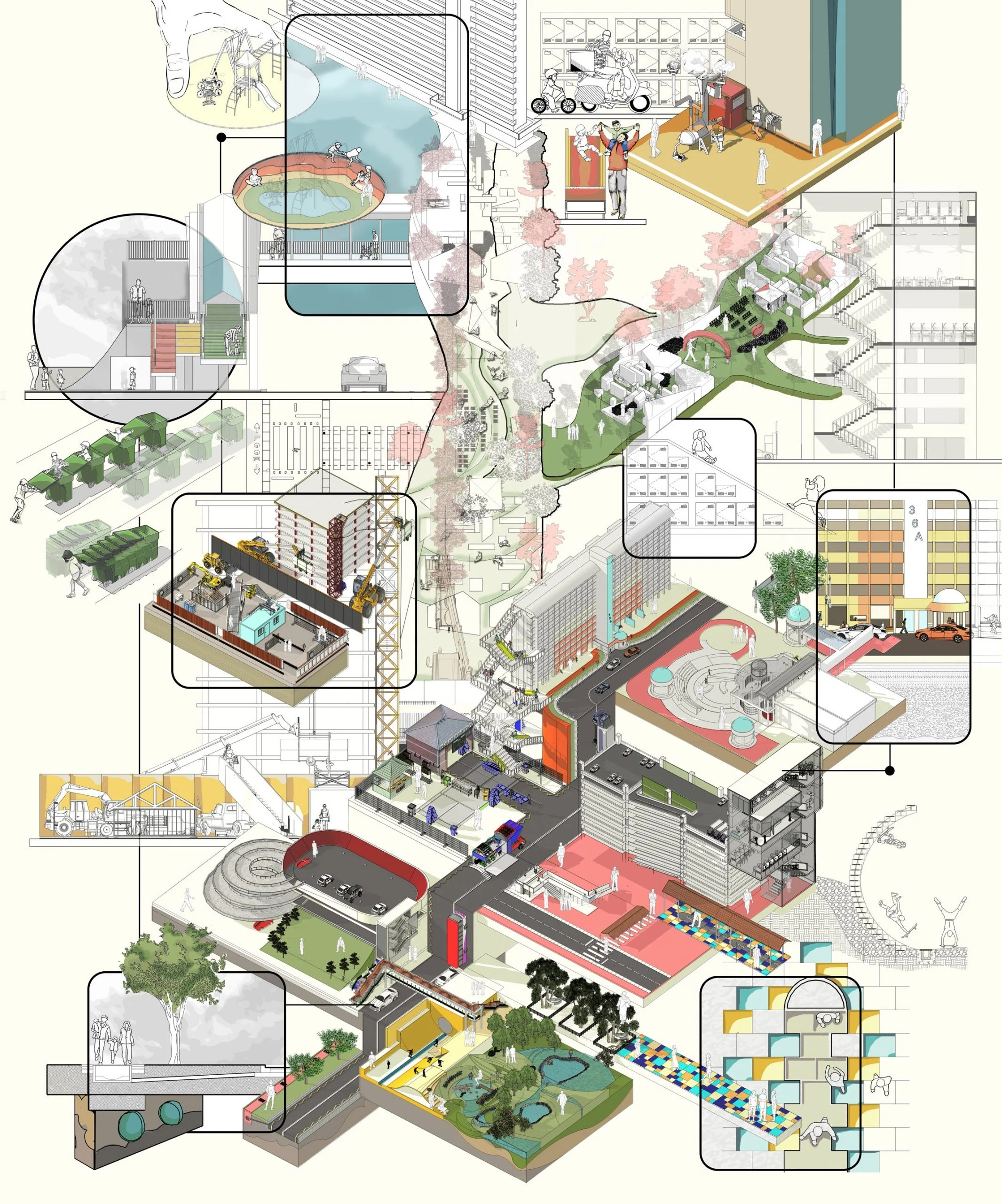 Graduates from National University of Singapore future-proof their city