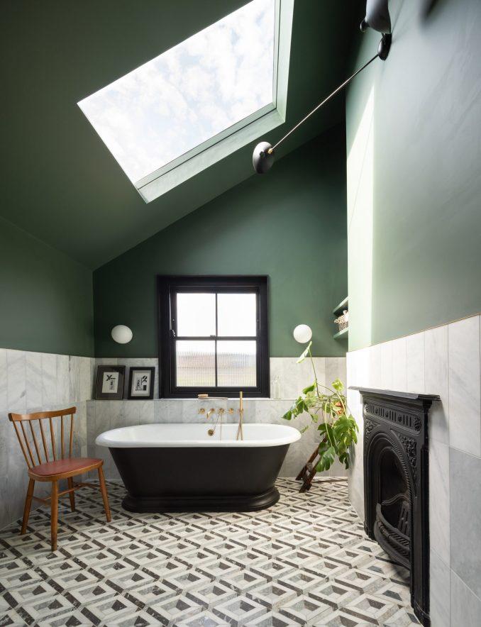 Tsubo House designed by Fraher & Findlay