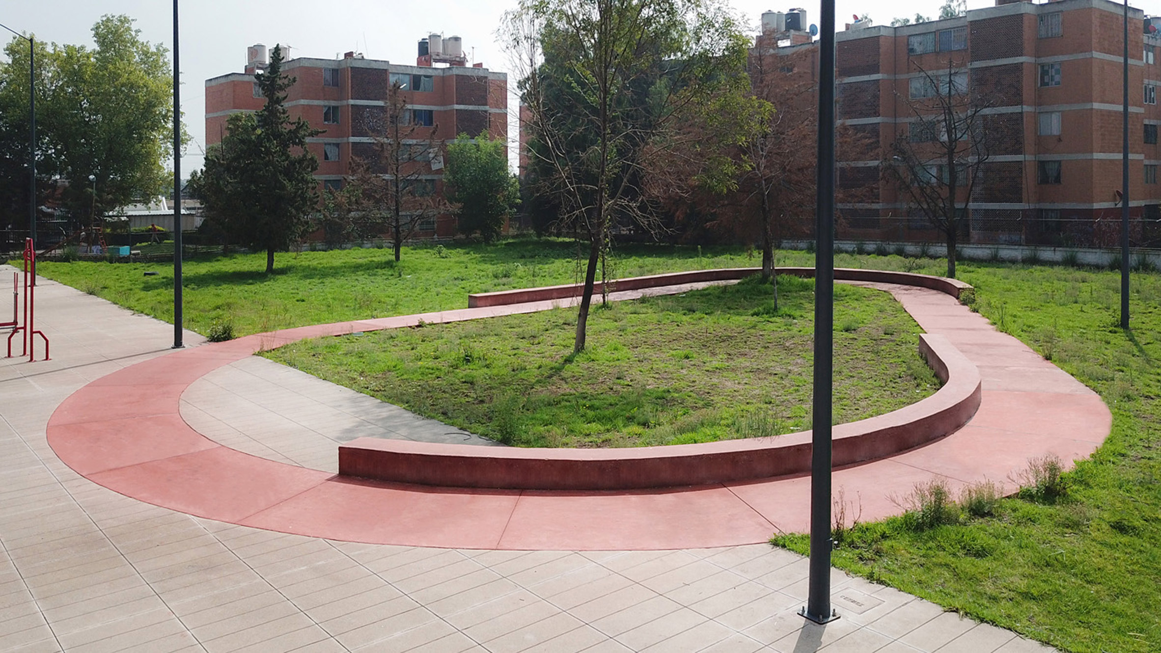 Tultitlán Park by Productora