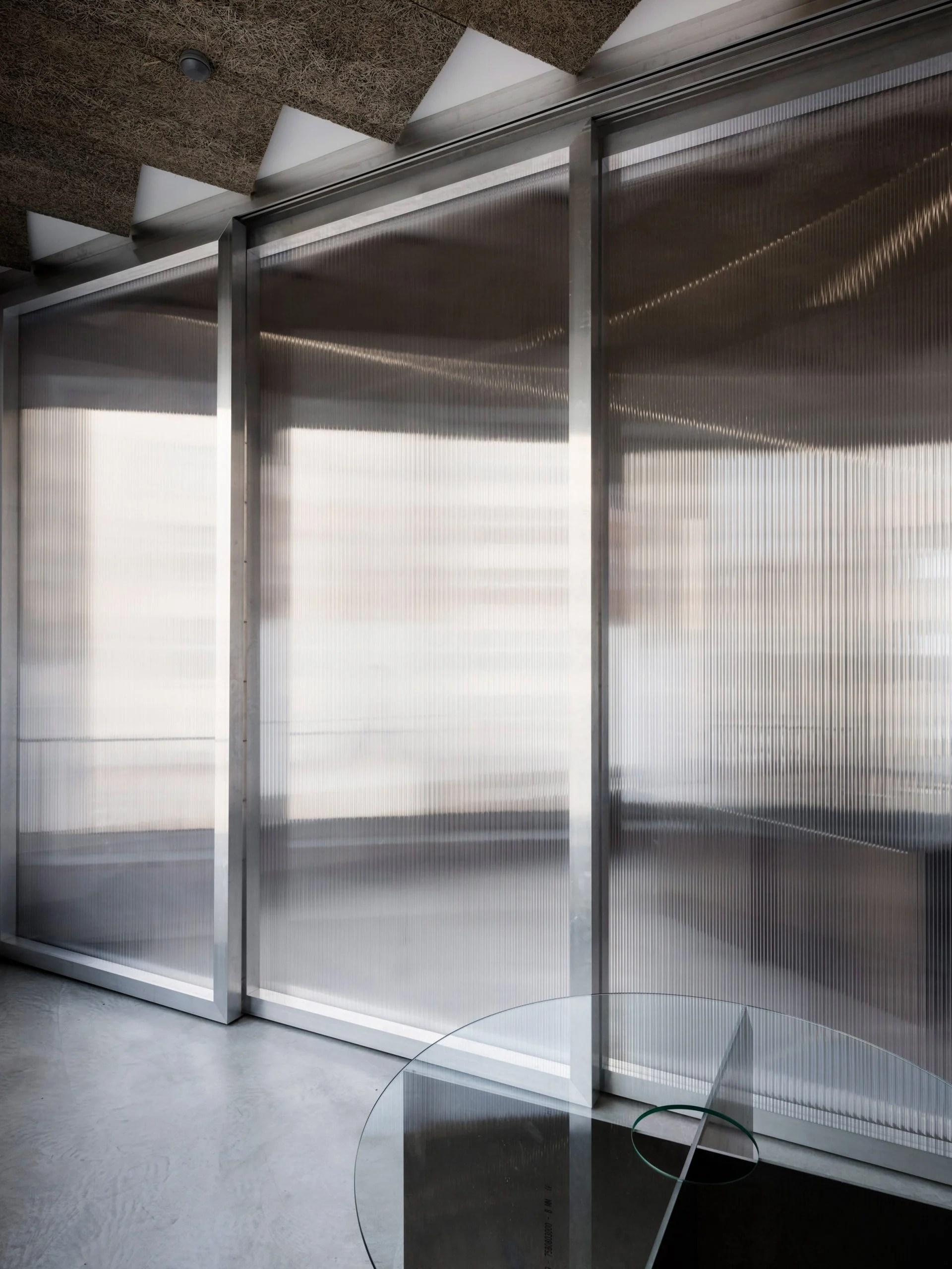 BAM office in Berlin designed by Gonzalez Haase AAS