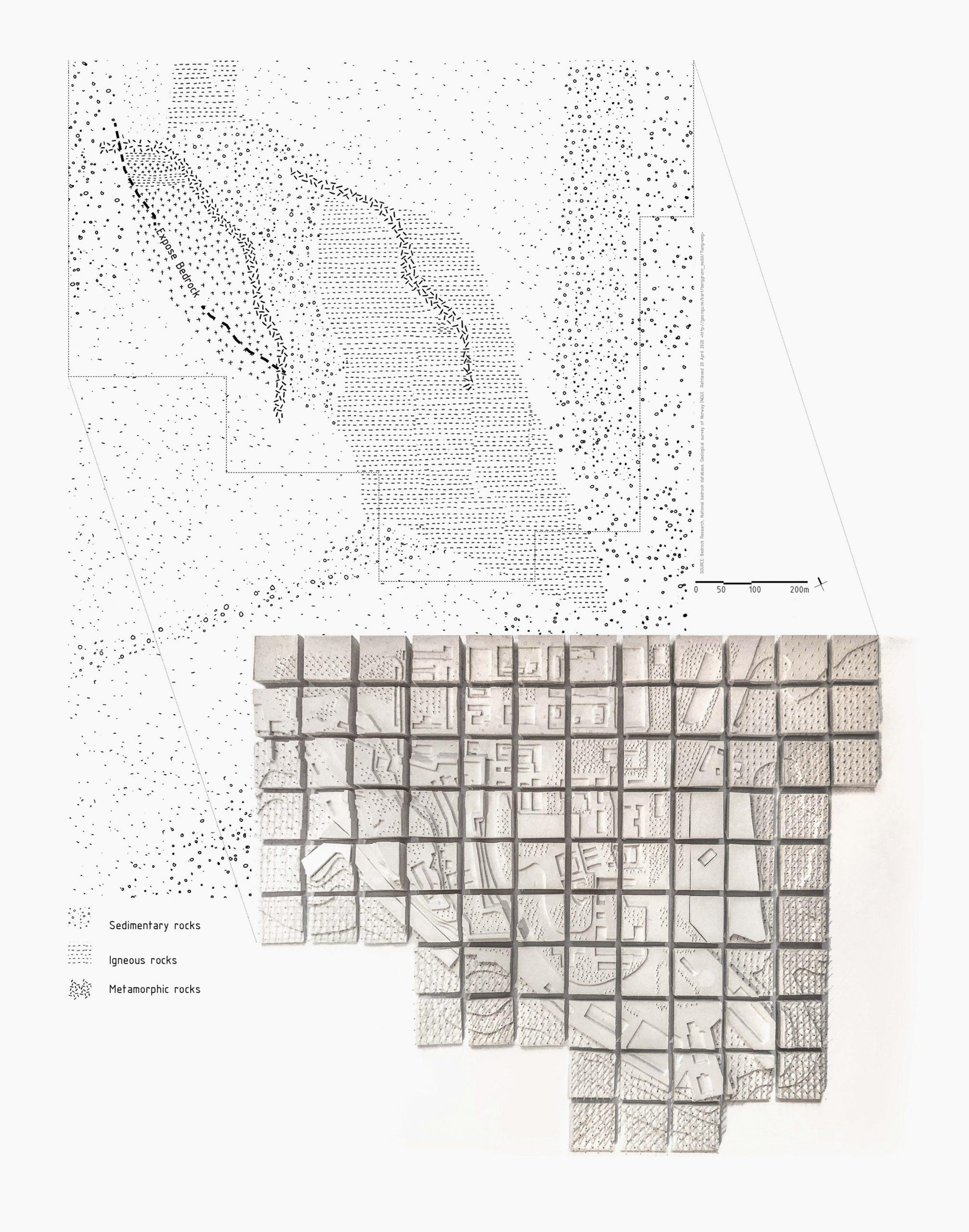 Reimagining Urban Landmarks - The Akersnes Peninsula by Yanqin Pan