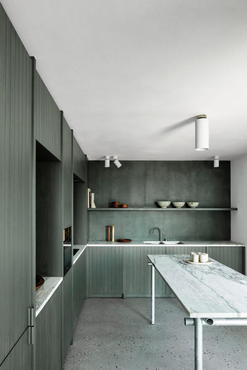 apartment on the belgian coast balances