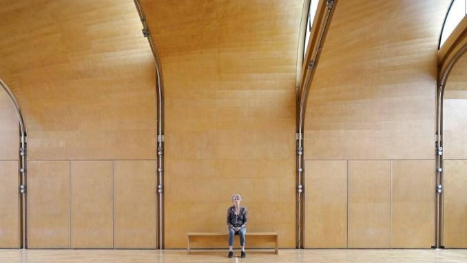 Siobhan Davies Dance Studio by Sarah Wigglesworth Architecture in London