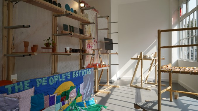 The (Un)finished Showcase by Royal College of Art graduates at London Design Festival 2020