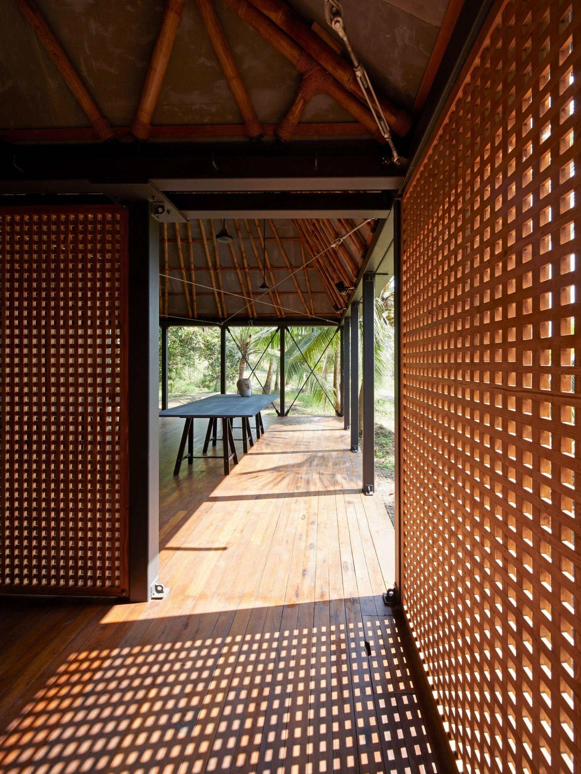Mumbai Artist Retreat by Architecture Brio in Alibag, India