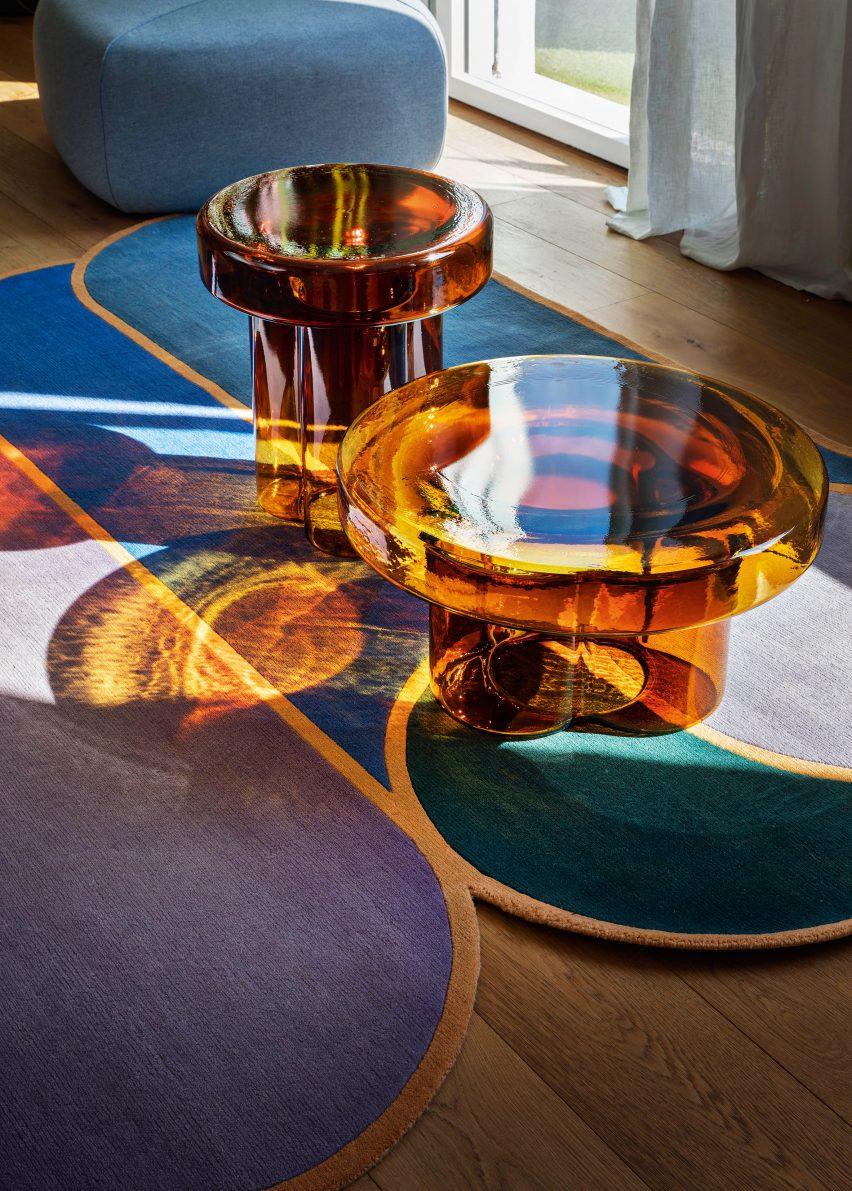 yiannis ghikas creates blown glass soda