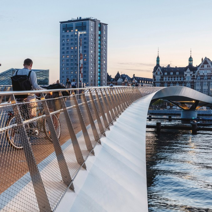 Lille Langebro by WilkinsonEyre and Urban Agency