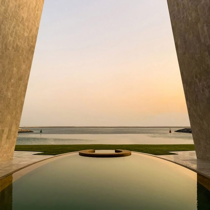 Al Gurm Villa by Fabio Novembrein Abu Dhabi