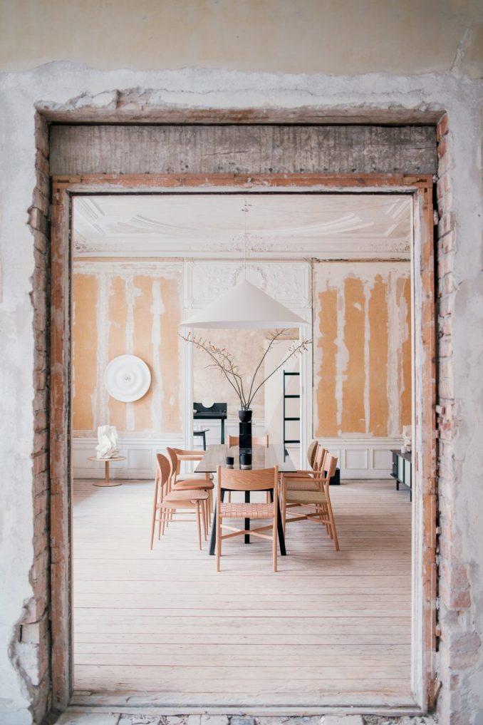 Ariake collection at Stockholm Design Week