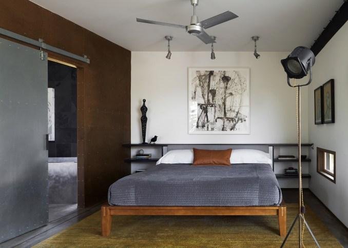 Bedroom of Logan Pavilion