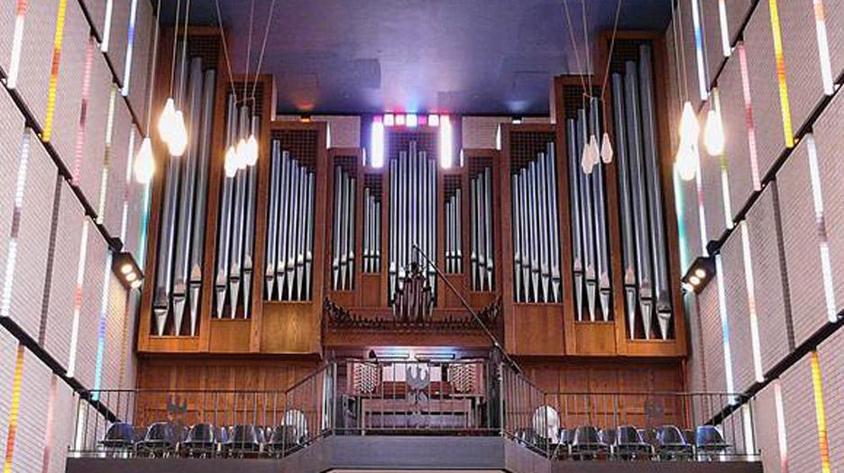 Holy Comforter Lutheran Church, Belmont NC, Odell Associates