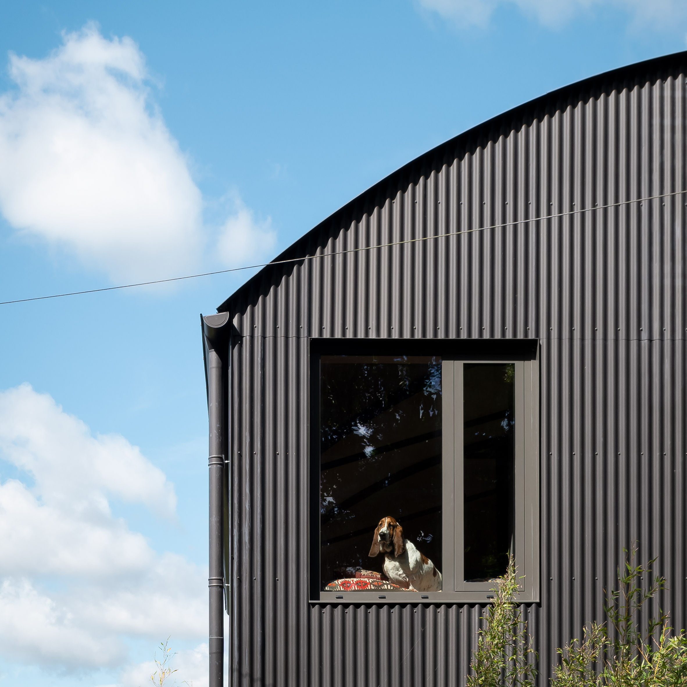 Barn conversion in West Sussex