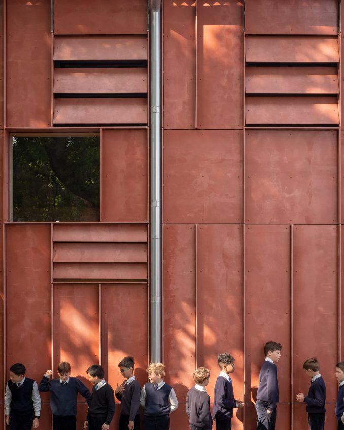 David Brownlow Theatre by Jonathan Tuckey Design