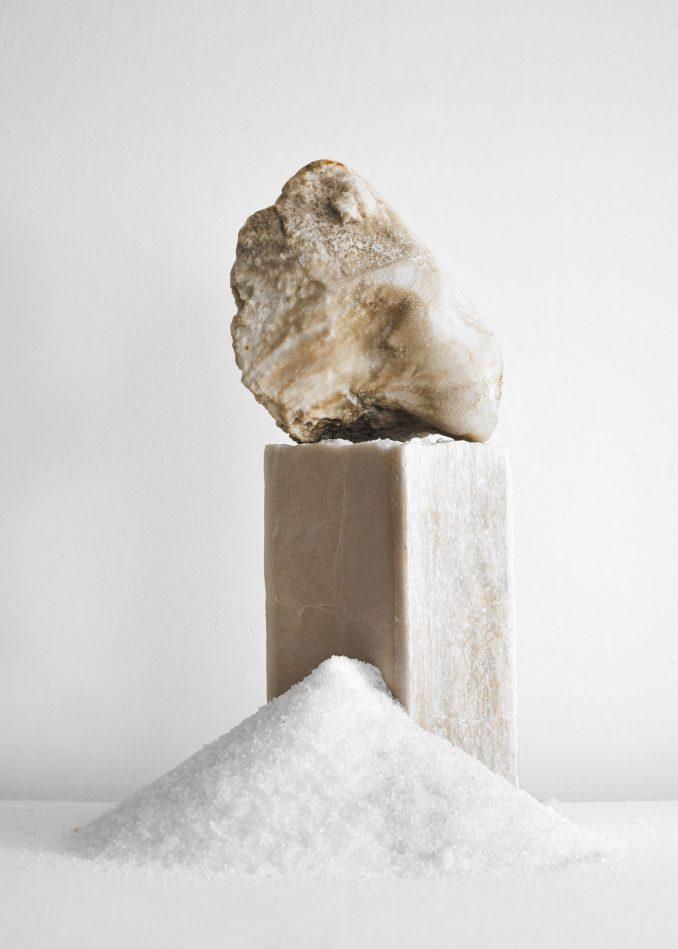 Salt used to create building blocks