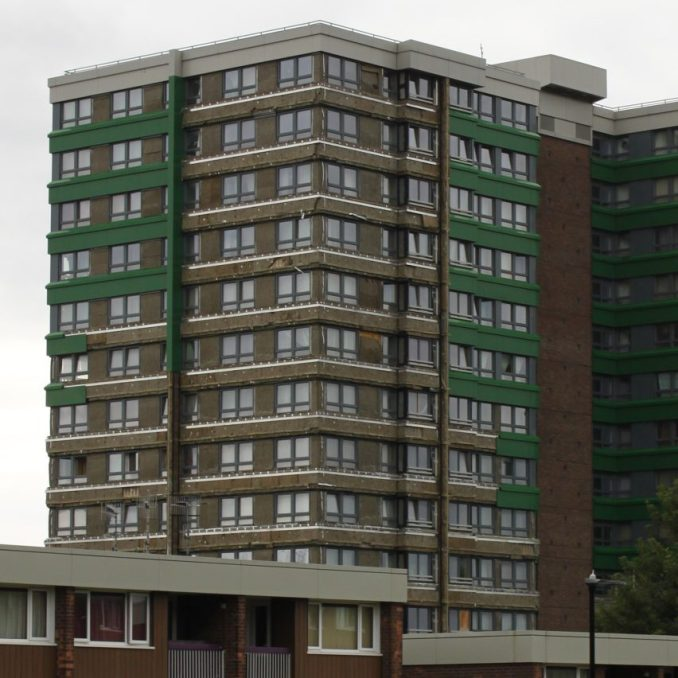 Fire safety cladding removal news