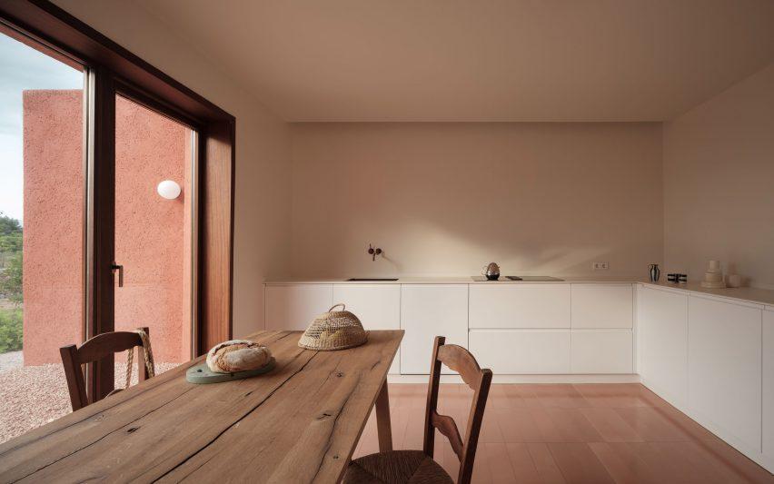 Lover's House in Spain