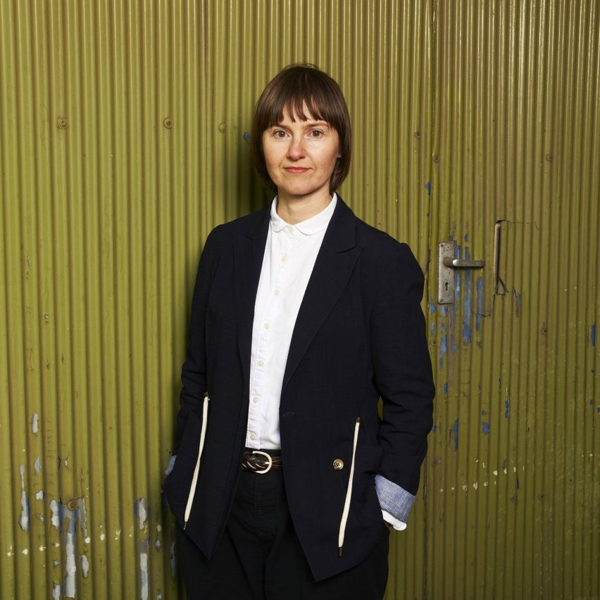 Vicky Richardson appointed head of architecture at Royal Academy