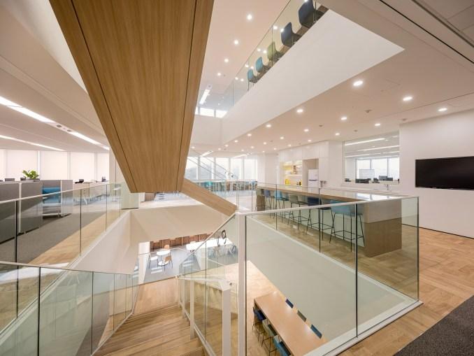 Office space in Bundang Doosan Tower