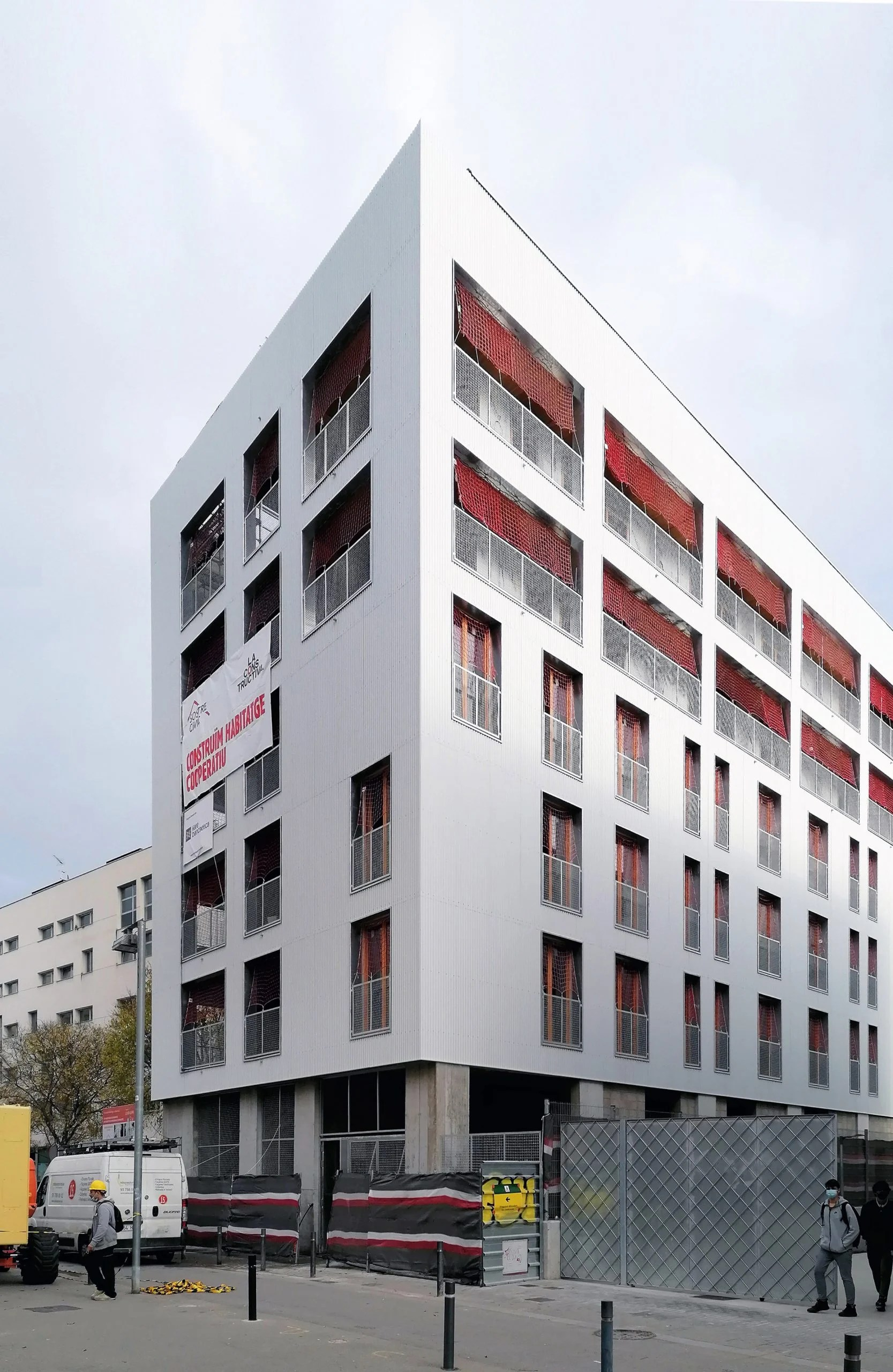La Balma housing cooperative in Barcelona