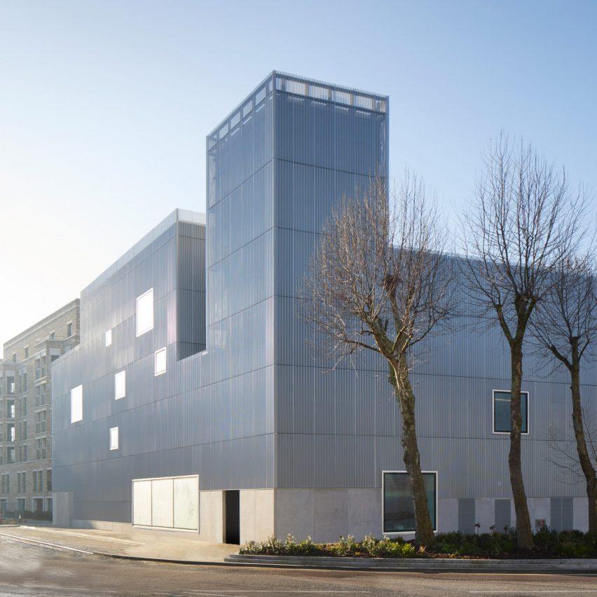 Elephant and Castle energy hub by Morris + Company