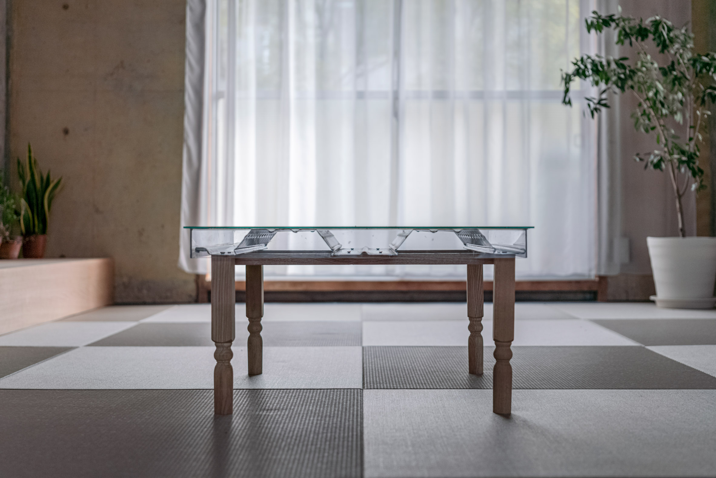 Table by Nanometer Architecture