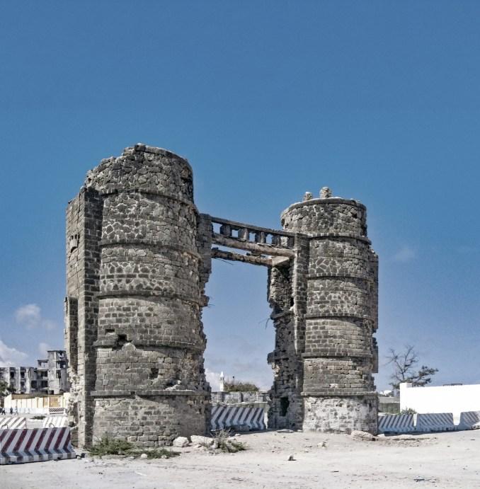 Binocularsi, Mogadishu