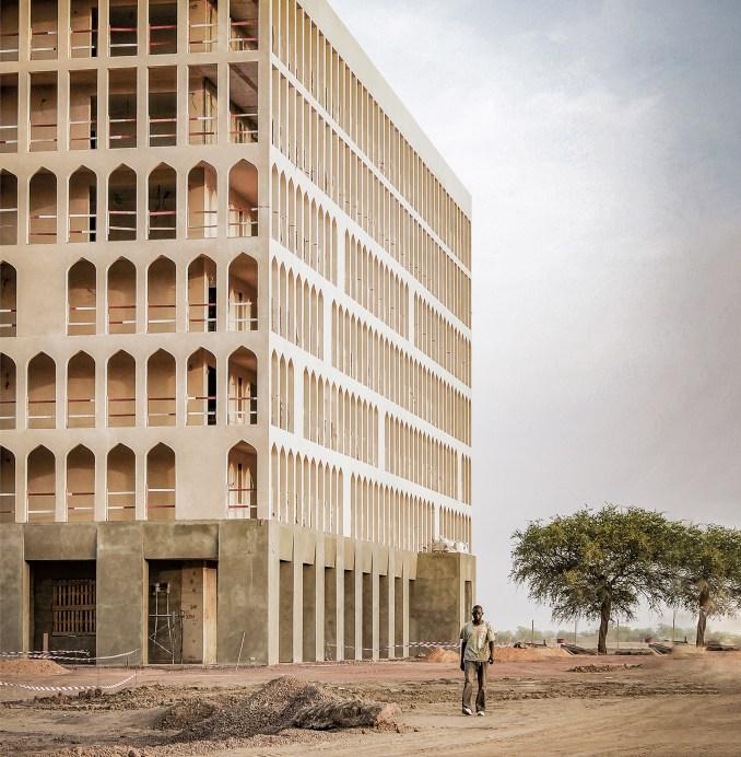 N'Djamena Grand Hotel