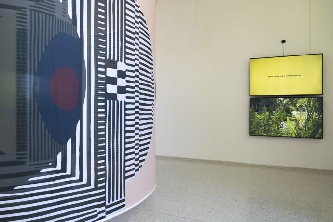 Video work in the Dutch Pavilion in Venice