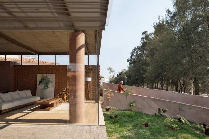 House in Mexico Daniela Bucio Sistos