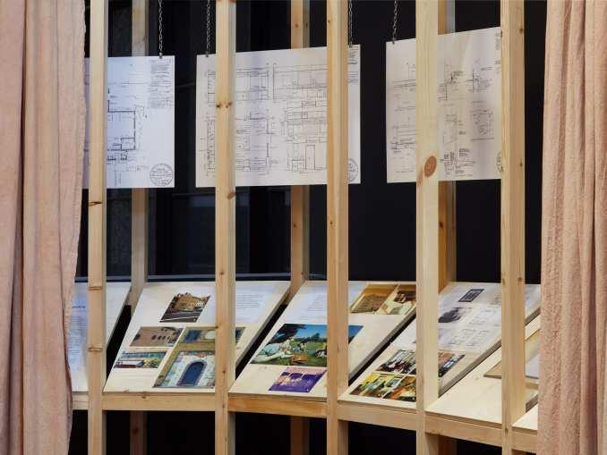 The Jagonari Women's Centre process exhibit at How We Live Now