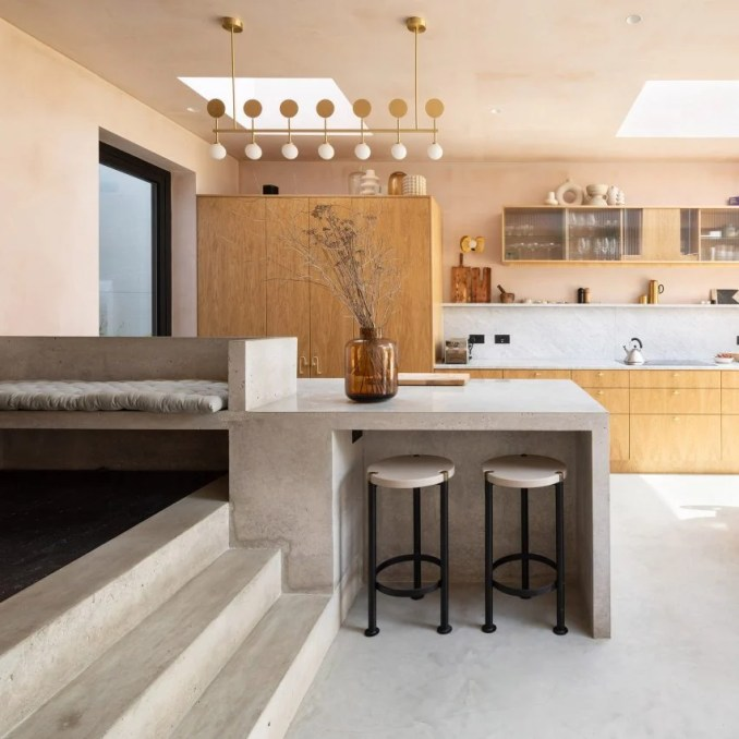 Tsubo House in London, UK, by Fraher & Findlay
