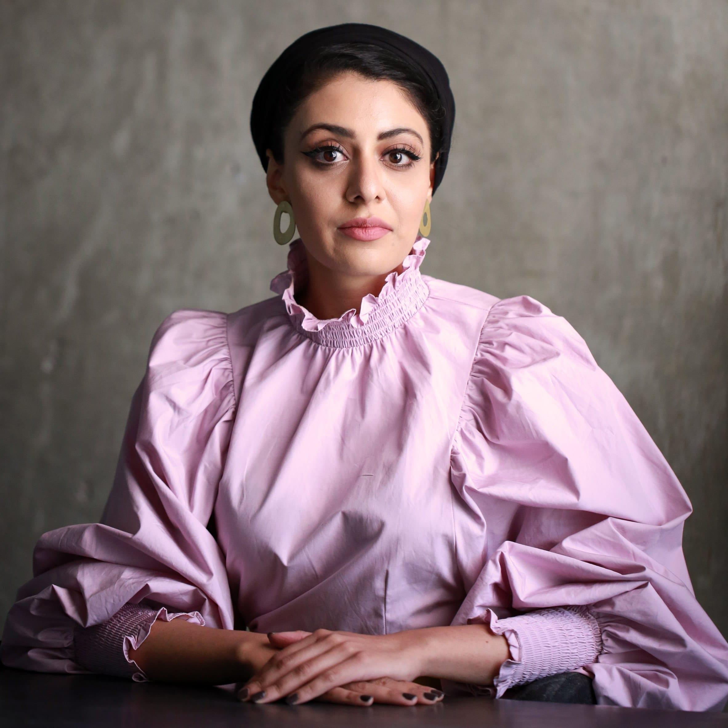 Portrait of Sumayya Vally