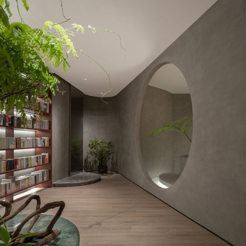 Bookstore by Wutopia Lab