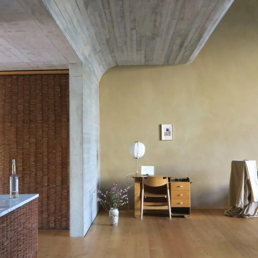 O12 residence by Philipp von Matt