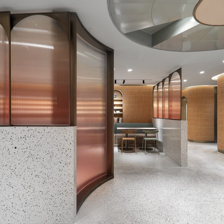 Jiaming Dining Hall by SHH