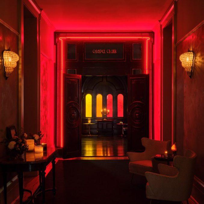 New Orleans Dezeen hotel roundup