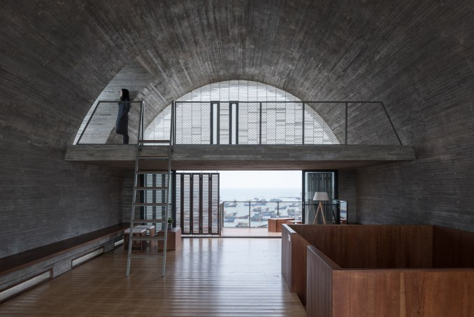Renovation of the Captain's House, China